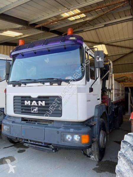 Voir les photos Camion MAN FE 410