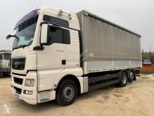 Camion MAN 26.480 plateau occasion