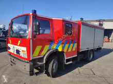 Renault Gamme S 170 Feuerwehr / Firetruck / Pompiers - 2000L Tank + pump Godiva truck used fire