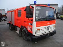 Camion Renault Gamme S 160 Feuerwehr / Firetruck / Pompiers 2000L tank + Ziegler pump pompiers occasion