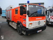 Renault 200 truck used fire