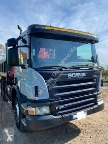 Ciężarówka wywrotka dwustronny wyładunek Scania P 380