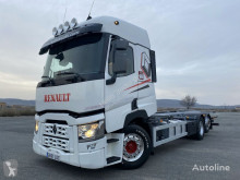 Camion portacontainers Renault T 460.26