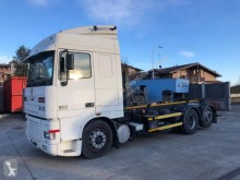 Camion DAF 95 polybenne occasion