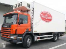 Scania 94G - 220 - TK Kühlung - Rohrbahnen - LBW truck