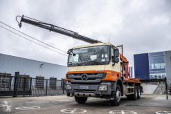Camion Mercedes Actros 3341 plateau standard occasion