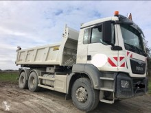 Camion MAN TGS 26.360 bi-benne occasion
