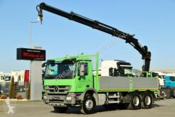 камион Mercedes ACTROS 2636 / 6x4 /CRANE HIAB 144 / RADIO