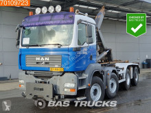 Camión Gancho portacontenedor MAN TGX
