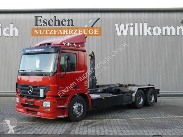 Voir les photos Camion Mercedes Actros 2641
