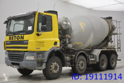DAF betonkeverő beton teherautó CF85