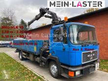 ciężarówka MAN 18.192 (6 Zylinder) MKG Kran 5,38m -1.850 kg TÜV