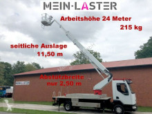 Voir les photos Camion Renault Midlum 180 DCI 24 Meter + seitlich 11,50m 215 kg