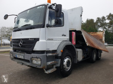 Camion benne occasion Mercedes Axor 2633 KN 6X4 EURO 4