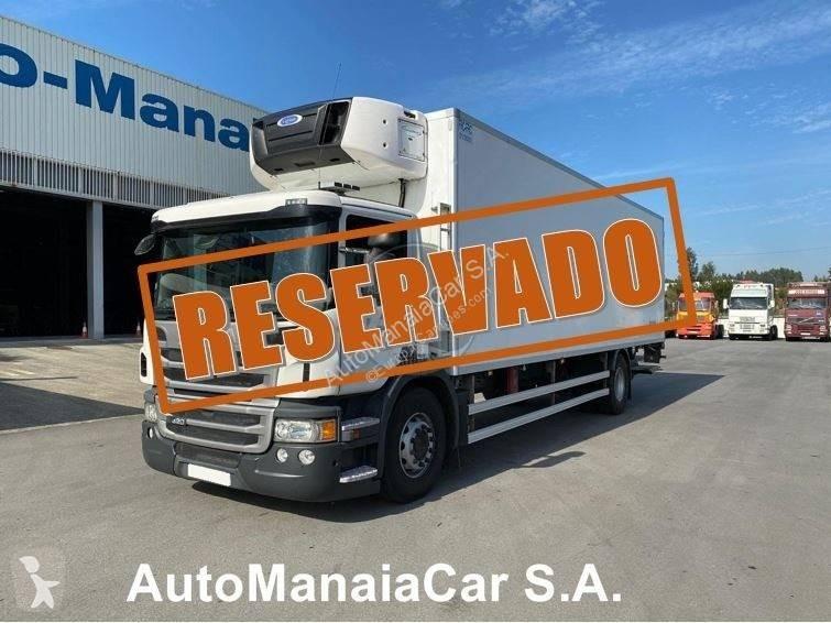 Voir les photos Camion Scania P 320
