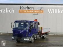 camião Iveco 80 E 17, 4x2 Doka, Palfinger PK 6500 Kran