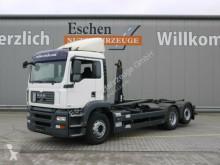 MAN TGA 26.360 6x2-2 BL, Meiller RK 20.65, Bl/Lu truck