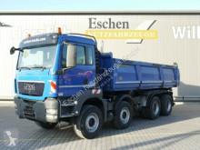 camion MAN TGS 35.440 BB, 8x4, Bordmatik, Klima, Blatt