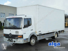 camion Mercedes 815 Atego, Blattfederung, 6.000mm lang, LBW