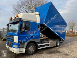 Used tipper trailer truck DAF 85