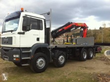 MAN TGA 35.430 truck used flatbed