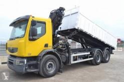 Camion benne Renault Premium Lander 370 DXI