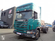 Camion châssis occasion Scania 124 420 TOPLINE