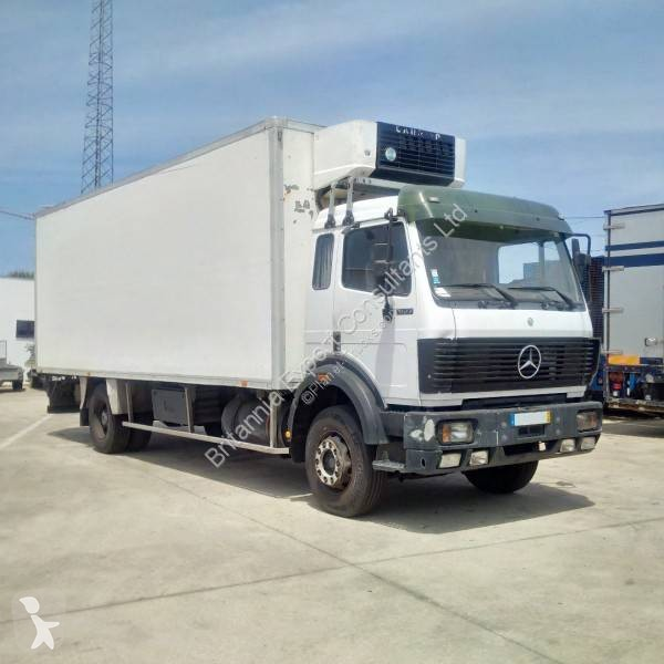 View images Mercedes 1827 truck