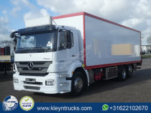 Camion fourgon occasion Mercedes Axor 2529