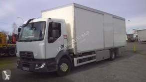 Renault plywood box truck Gamme D 240.16 DTI 5