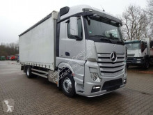 Mercedes Actros 1840 Pritsche Plane L 7,30m truck used dropside