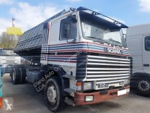 Scania tipper truck 112