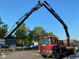 Scania C truck used flatbed