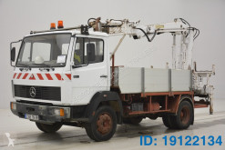 Camion plateau occasion Mercedes Ecoliner 1114