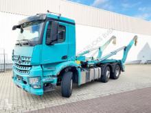 Mercedes Arocs 2545 L 6x2/4 2545 L 6x2/4 mit Vorlauflenkachse, Funk truck used skip