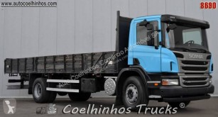 Used flatbed truck Scania P 280