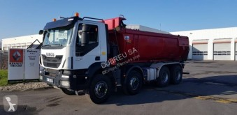 Used construction dump truck Iveco Trakker 410