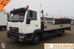 MAN flatbed truck LE 8.140