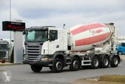 camión Scania R 420 / CEMENTMIXER 12M3 / PUTZMEISTER / MANUAL