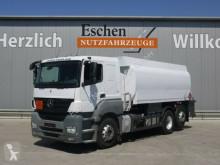грузовик цистерна Mercedes