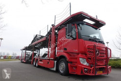 camion nc MERCEDES-BENZ - ACTROS 2448 KASSBOHRER METAGO/INTAGO EURO 6 + remorque