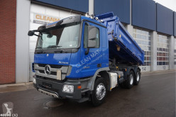 Mercedes three-way side tipper truck Actros 2636