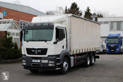 MAN TGS 28.360 truck used tautliner