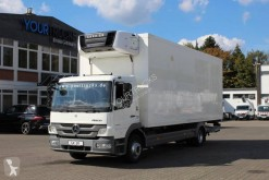 Mercedes Atego 1224 truck used multi temperature refrigerated