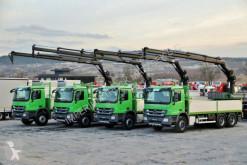 vrachtwagen Mercedes ACTROS 2636 / 6x4 /CRANE HIAB 144 / RADIO