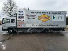 camion Mercedes Atego II 818 L Motorsporttransp. Wohnmobilzula.