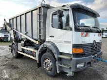 camion Mercedes 1823 Loosen 15m³ Tier Kipper V4A Getriebedefekt