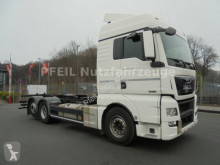 Camion châssis occasion MAN TGX 26.440 XLX BDF- INTARDER- 2 Tanks-Safety