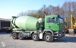 Kamyon MAN TGA 32.390, 8X4 beton ikinci el araç