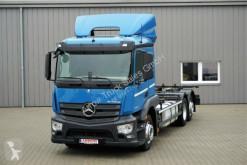 camion Mercedes Actros 2543-Lift/Lenkachse-Retarder-X
